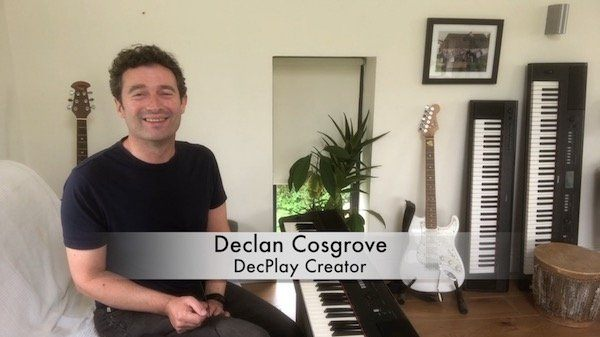 DecPlay piano founder
